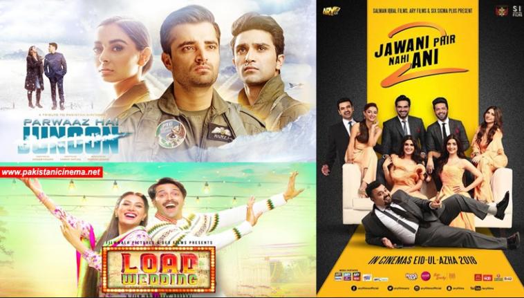 Pakistani Box Office Tsunami Reaches the Overseas, with