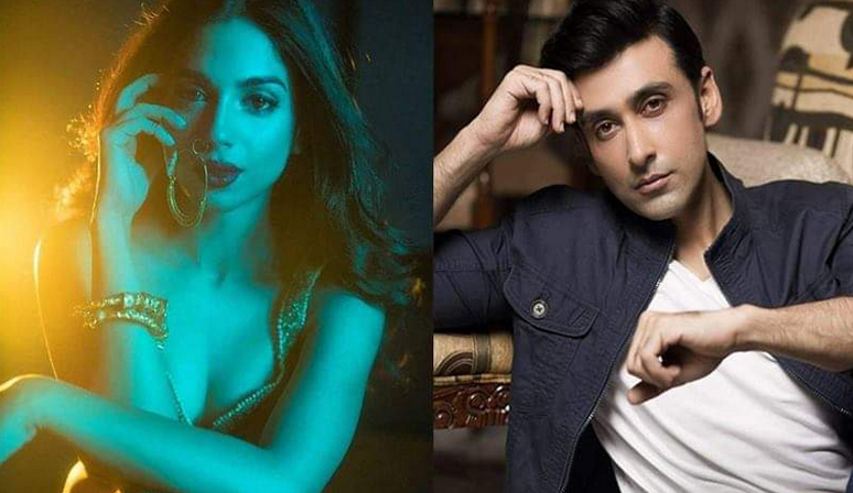 "EXCLUSIVE::: Sami Khan signs ""Lufangay"" opposite Sonya Hussain"