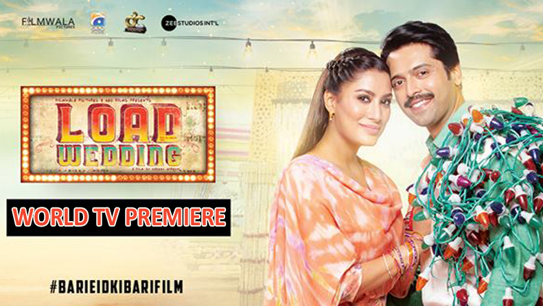 Load Wedding' Set for its TV Premiere, Dates are Announced