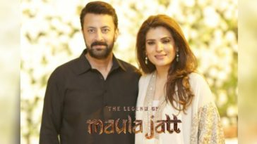 Babar and Resham in Maula Jatt