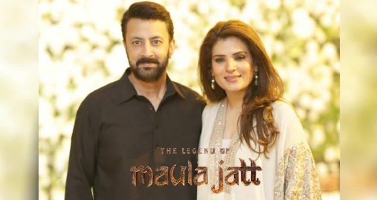 Babar and Resham in Maula Jatt