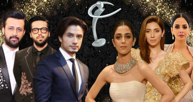 The winners at Lux Style Awards 2019