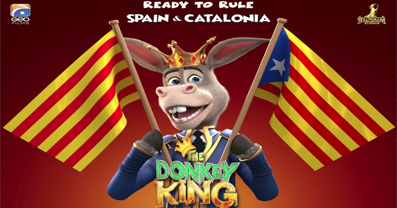 "Exclusive : ""The Donkey King"" Generates Respectable Numbers in Spain"