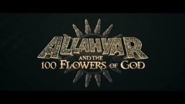 Allahyar and the 100 Flowers of God
